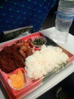 鶏三和唐揚げ弁当