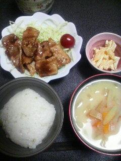 豚肉のさっぱり煮
