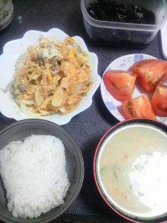 野菜チャンプル