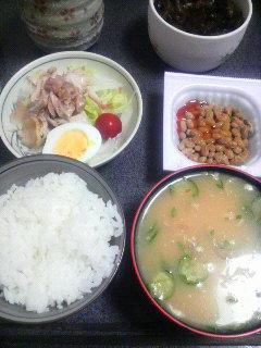 甘辛醤納豆