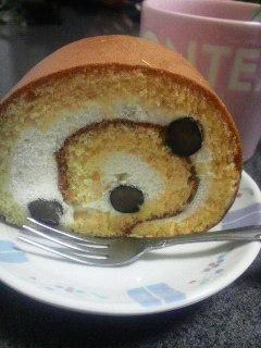 五感のロールケーキ