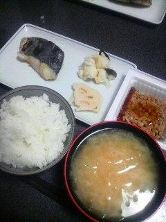 サワラの西京焼