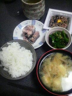 ヒジキ納豆