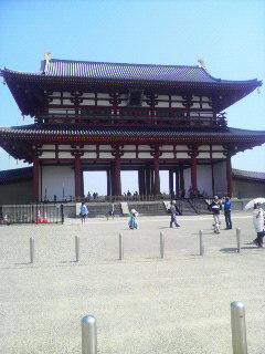 奈良にお出かけ