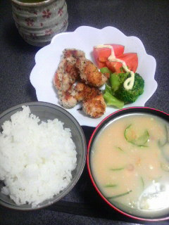 塩からあげ