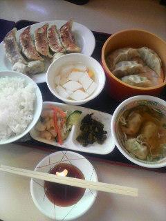 宇都宮餃子館 餃子セット