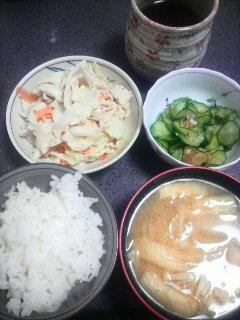 ささみと野菜の蒸しマヨ