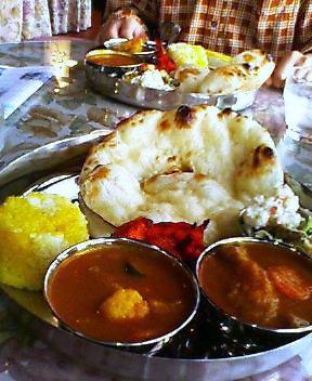 インド料理 アジュナ 今津店