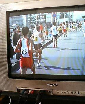 びわ湖毎日マラソン応援